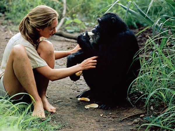 Jane Goodall, biografia e citazioni