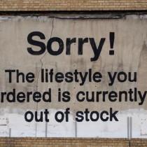 La fine del consumismo