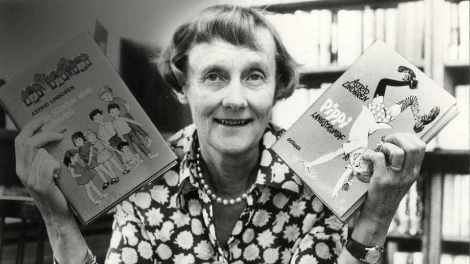 Astrid Lindgren, biografia e citazioni