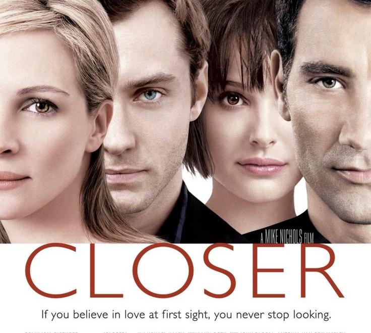 closer cos'è l'amore