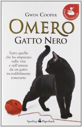 Omero gatto nero, recensione del libro