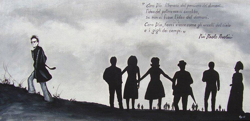 Pier Paolo Pasolini, biografia e citazioni