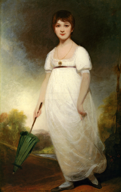 The Rice Portrait Provenance by Mrs. Henry Rice