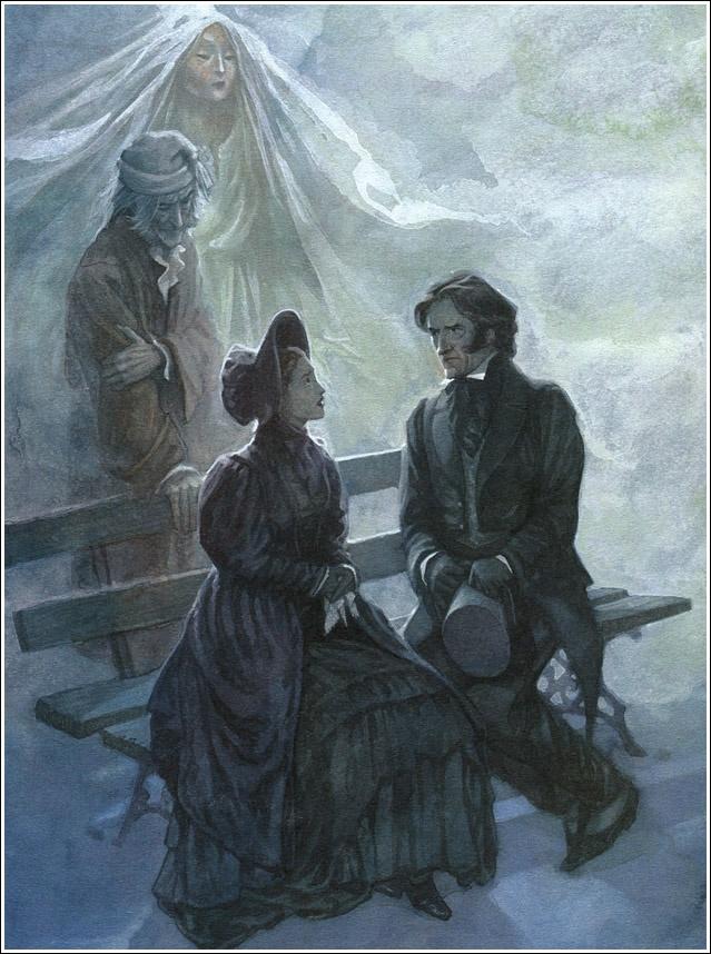 Illustrazione di P. J. Lynch.