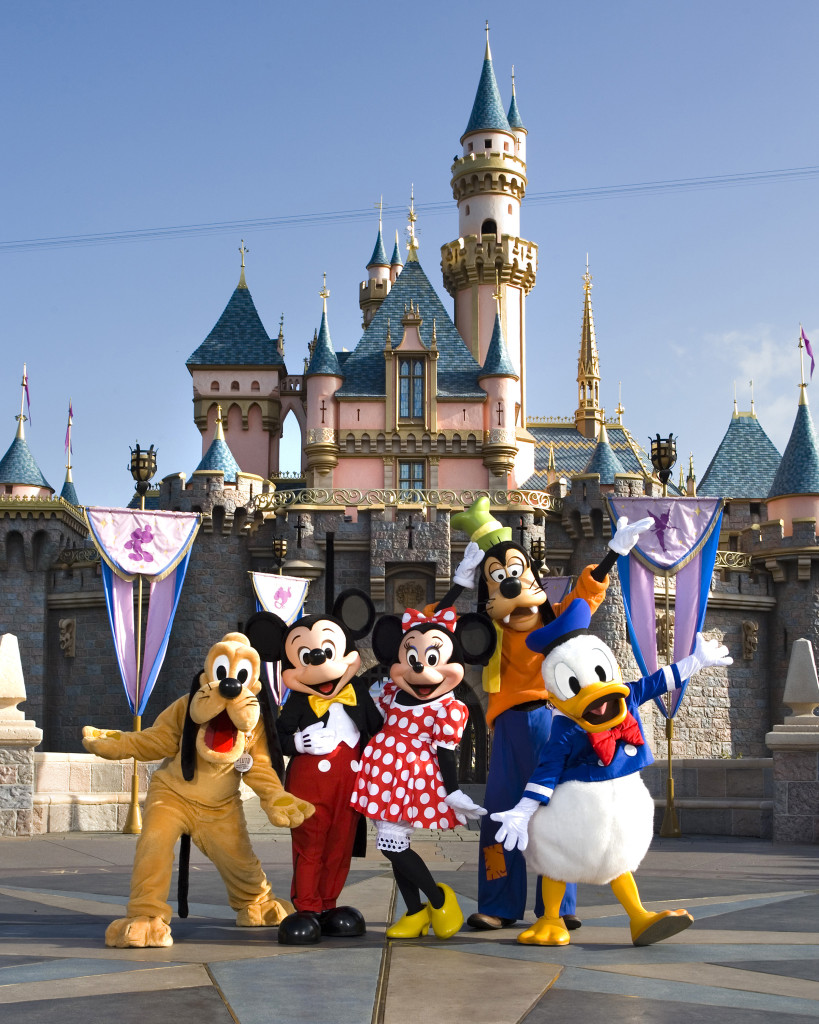 (Scott Brinegar/Disneyland)