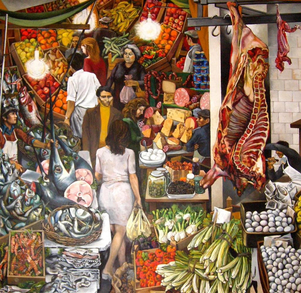 """""""La Vucciria"""", 1974"""