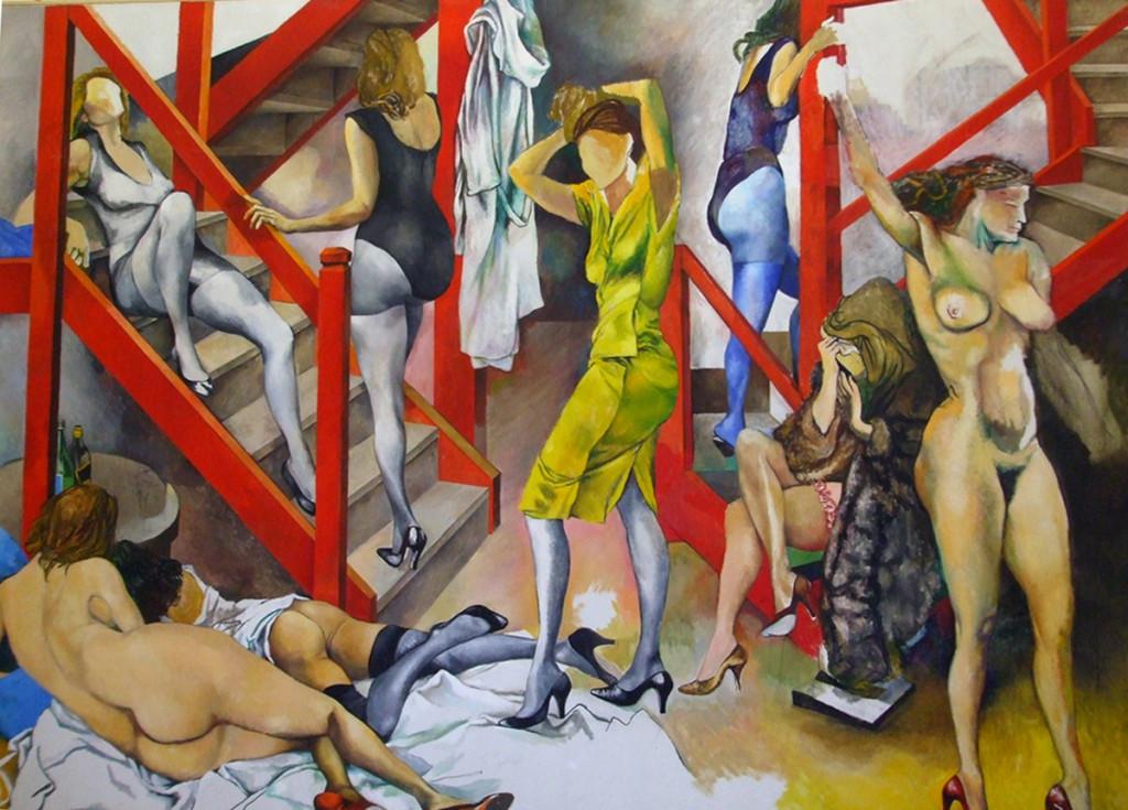 """""""Nella stanza le donne vanno e vengono"""", 1986"""