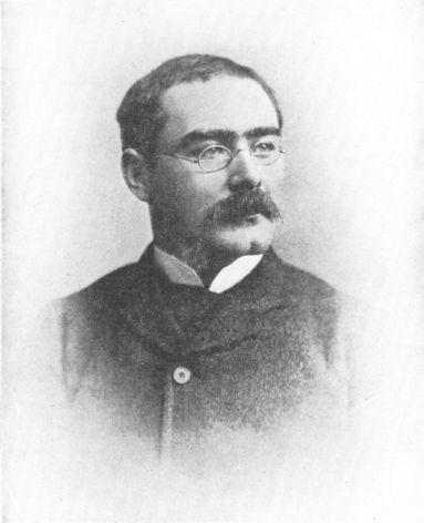 rudyard kipling biografia e citazioni
