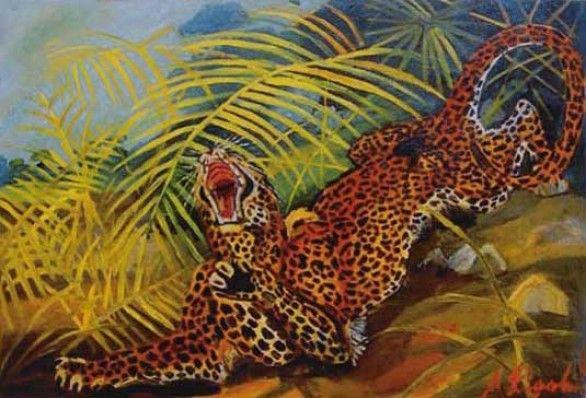 antonio ligabue il pittore degli animali