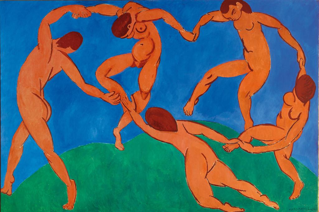 """""""La danza"""", 1909"""