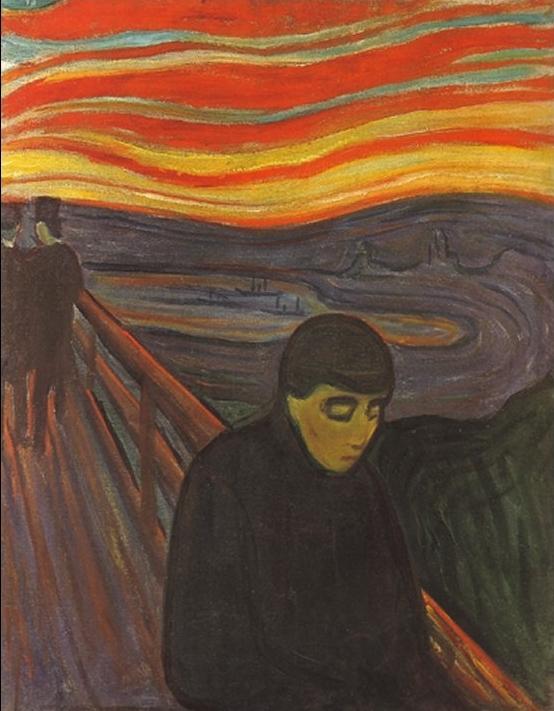 """""""Disperazione"""", 1893-94"""