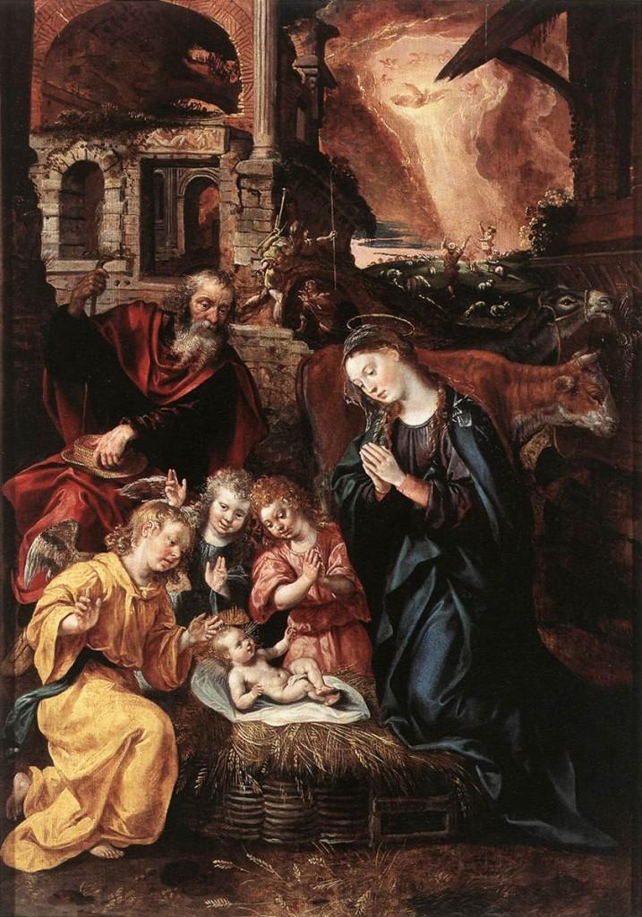 """""""Natività"""", Rubens"""