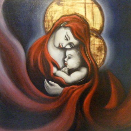 """""""Natività"""" di Alessandra Bonci"""