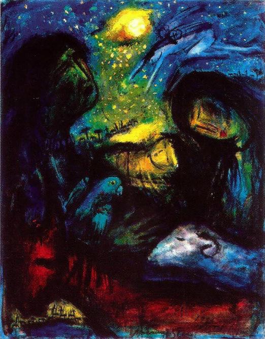 """Hiroshi Tabata , """"The Nativity,"""" 1998."""