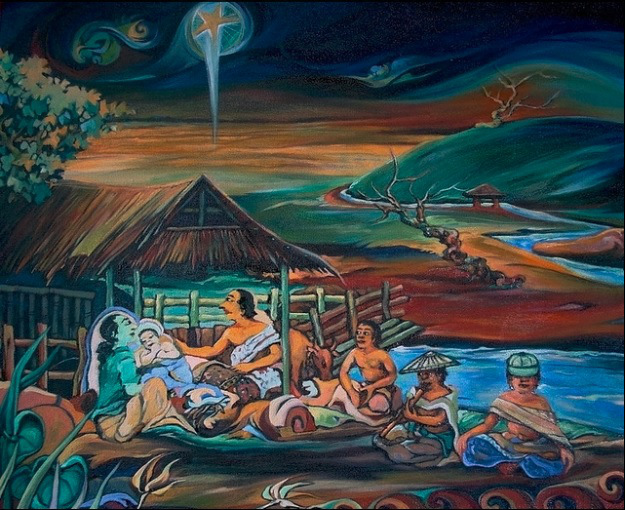 "Gde Sukana Kariana , ""The Nativity,"" 2011."