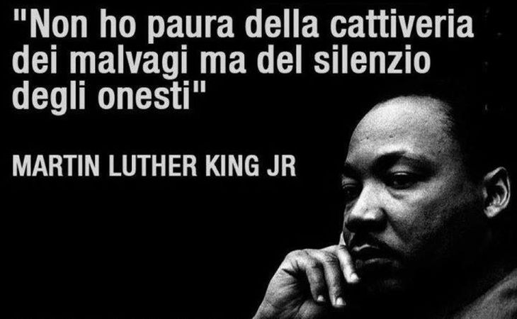 Frasi Natale Martin Luther King.Frasi Celebri Di Martin Luther King Frasi