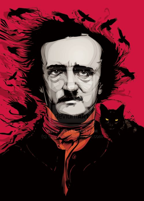 Edgar Allan Poe, biografia, stile, opere e citazioni