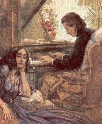 Fryderyk Chopin, breve biografia e citazioni