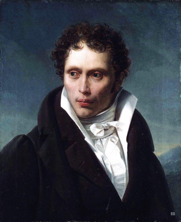 Arthur Schopenhauer, biografia e citazioni
