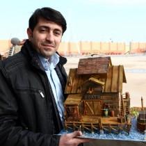 Il mondo in miniatura di Ali Alamedy