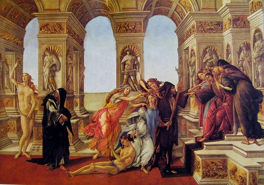 Botticelli, biografia e opere