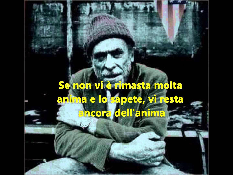abbastanza Charles Bukowski, biografia, stile, poesie, citazioni JA06