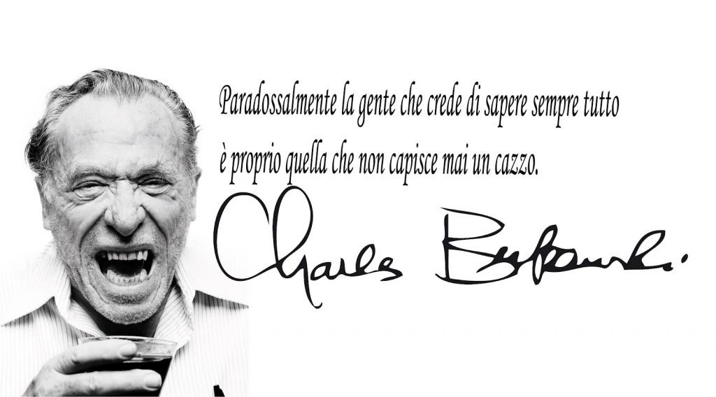 Charles Bukowski Biografia Stile Poesie Citazioni