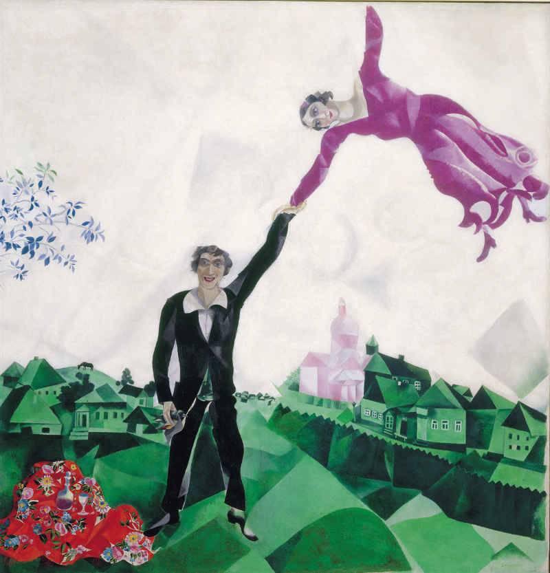 Marc Chagall, biografia e opere