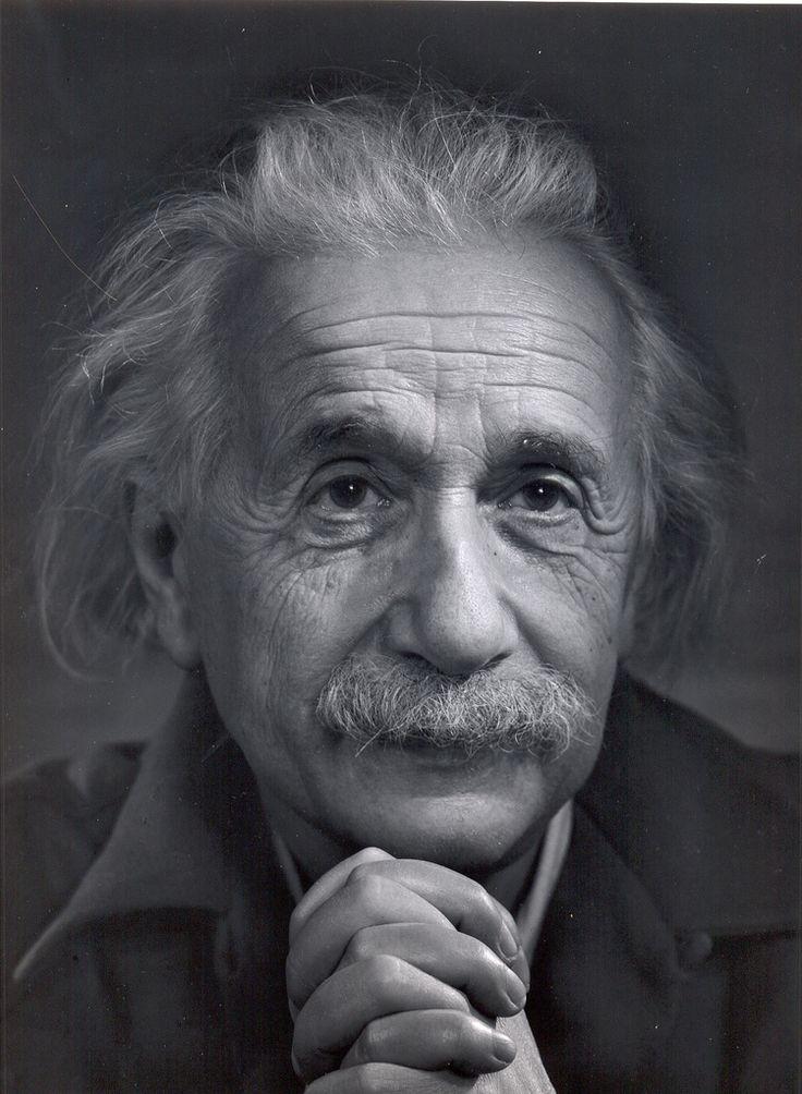Albert Einstein biografia e citazioni