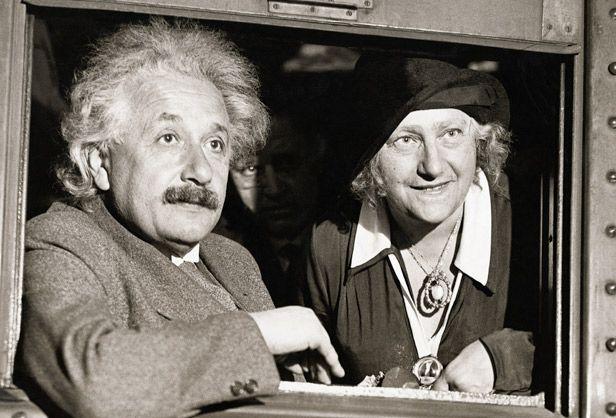 Albert Einstein breve biografia e citazioni
