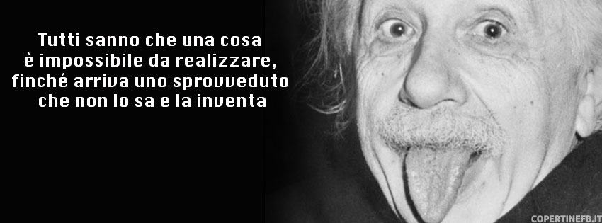 Albert Einstein, breve biografia e citazioni
