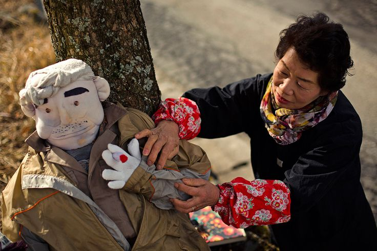 Tsukimi Ayano, il Paese delle Bambole. Nagoro, Giappone