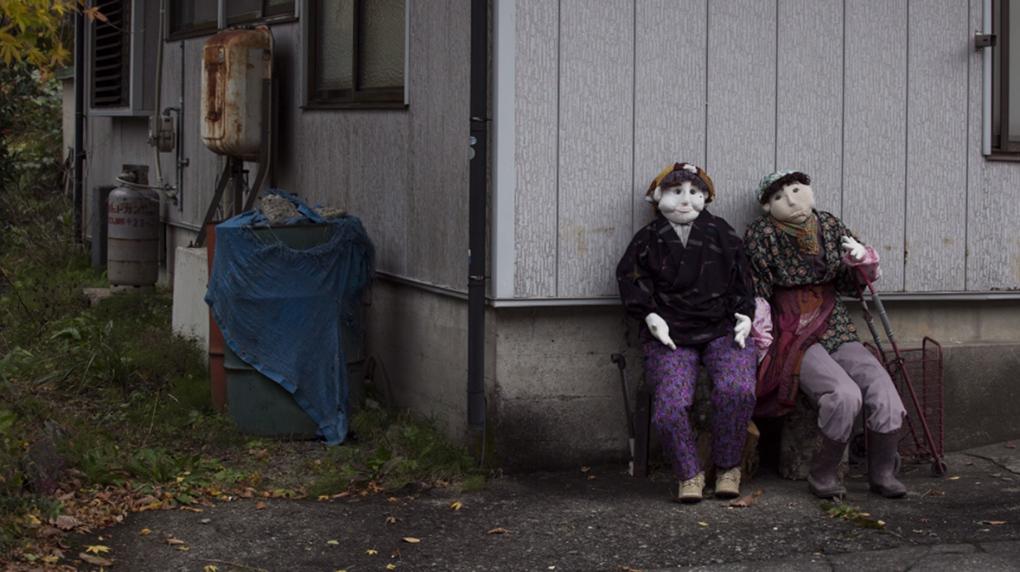 Tsukimi Ayano, il villaggio delle bambole. Nagoro, Giappone