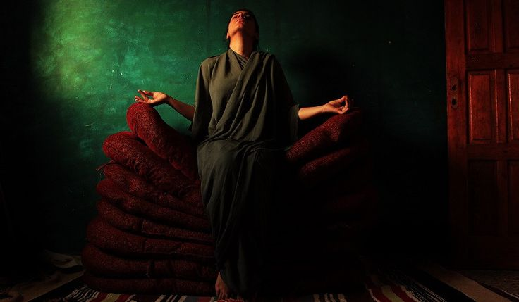 Nida Badwan, artista palestinese. Cento giorni di solitudine