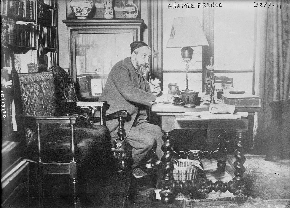 Anatole France, biografia e citazioni