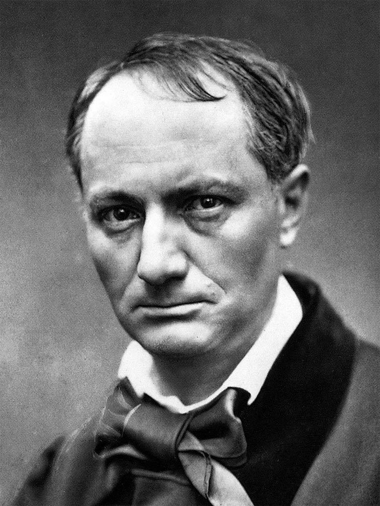 Charles Baudealire, biografia e citazioni