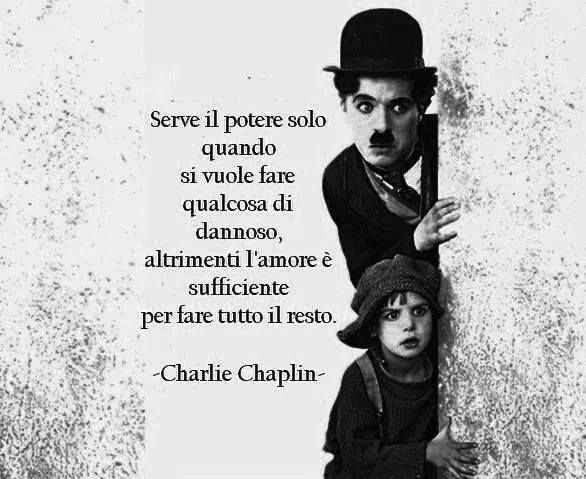 Charlie Chapin Biografia Stile E Citazioni