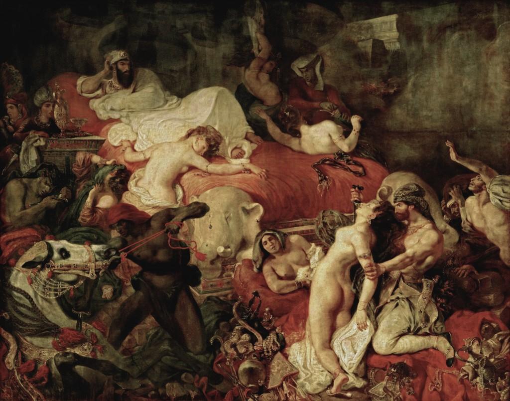 Eugène Delacroix, biografia, opere e stile