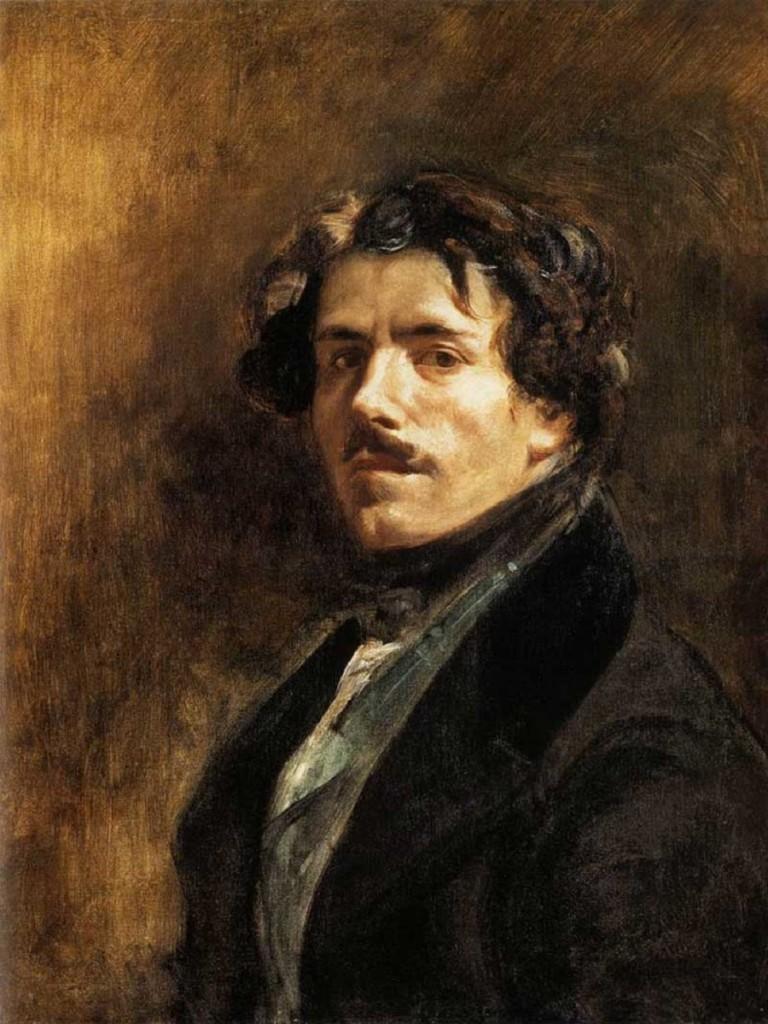 Eugène Delacroix, biografia e opere