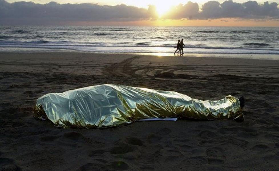 Juan Medina, il fotografo argentino che ritrae la tragedia dell'immigrazione