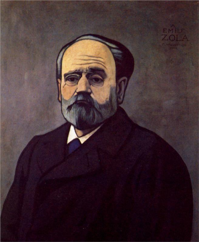 Emile Zola, biografia e citazioni