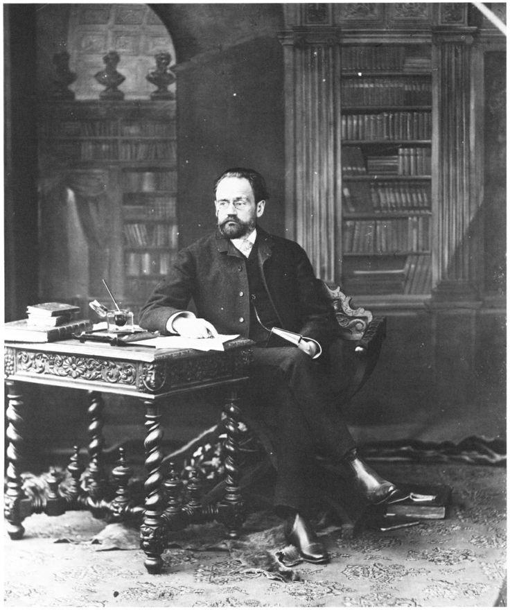 Émile Zola, biografia, opere, stile e citazioni