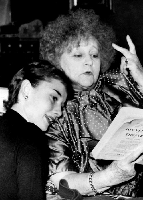 Audrey Hepburn, biografia e citazioni