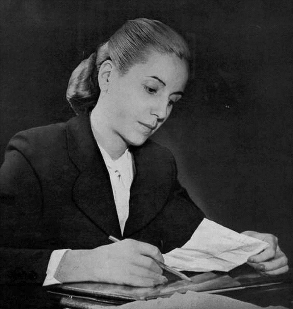 Eva Peròn, biografia, pensiero e citazioni
