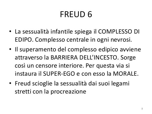 Sigmund Freud, biografia, pensiero e citazioni