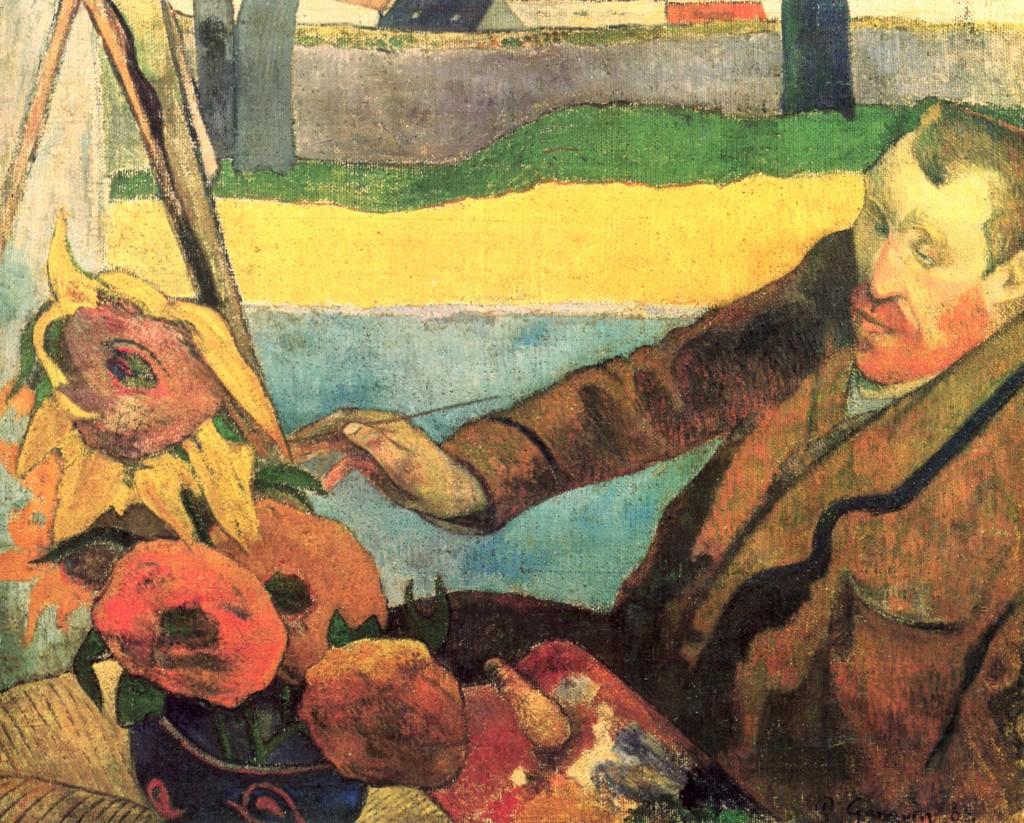 """""""Il Pittore dei Girasoli"""", 1888"""