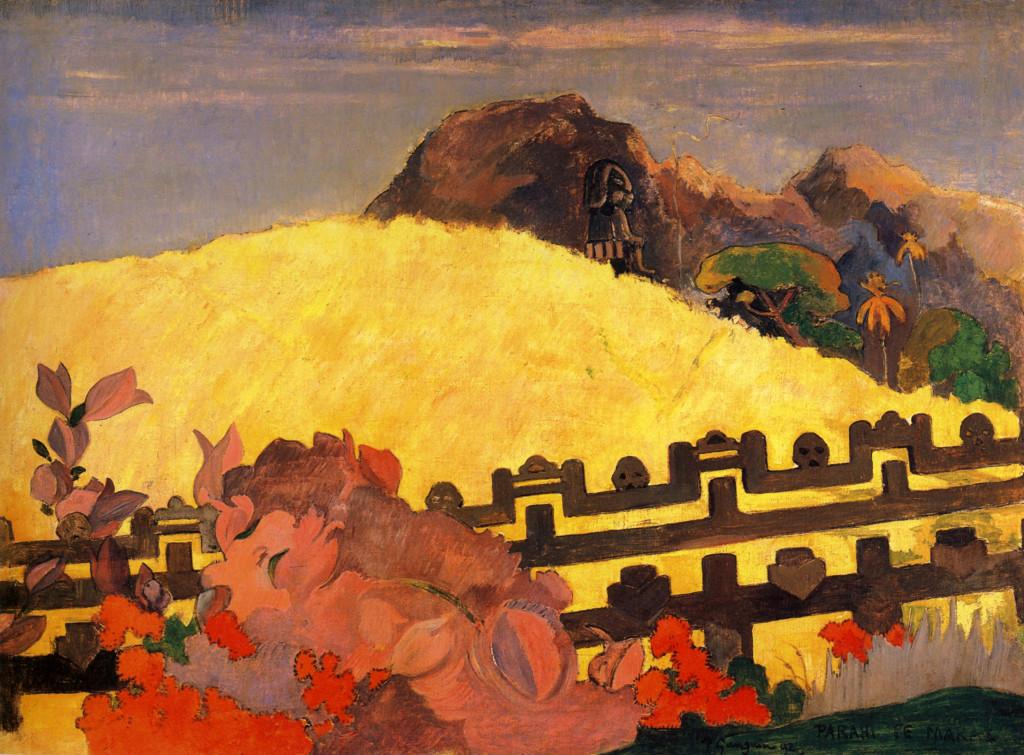 """""""Parahi Te Marae"""", 1992"""