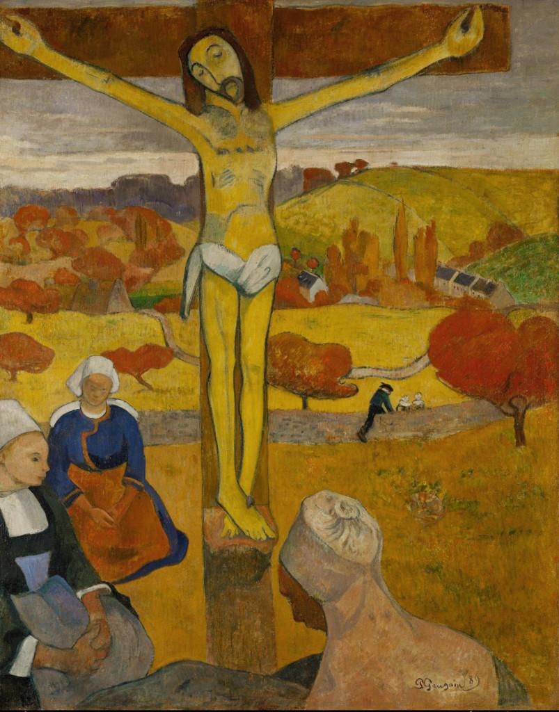 """""""Il Cristo giallo"""", 1889"""