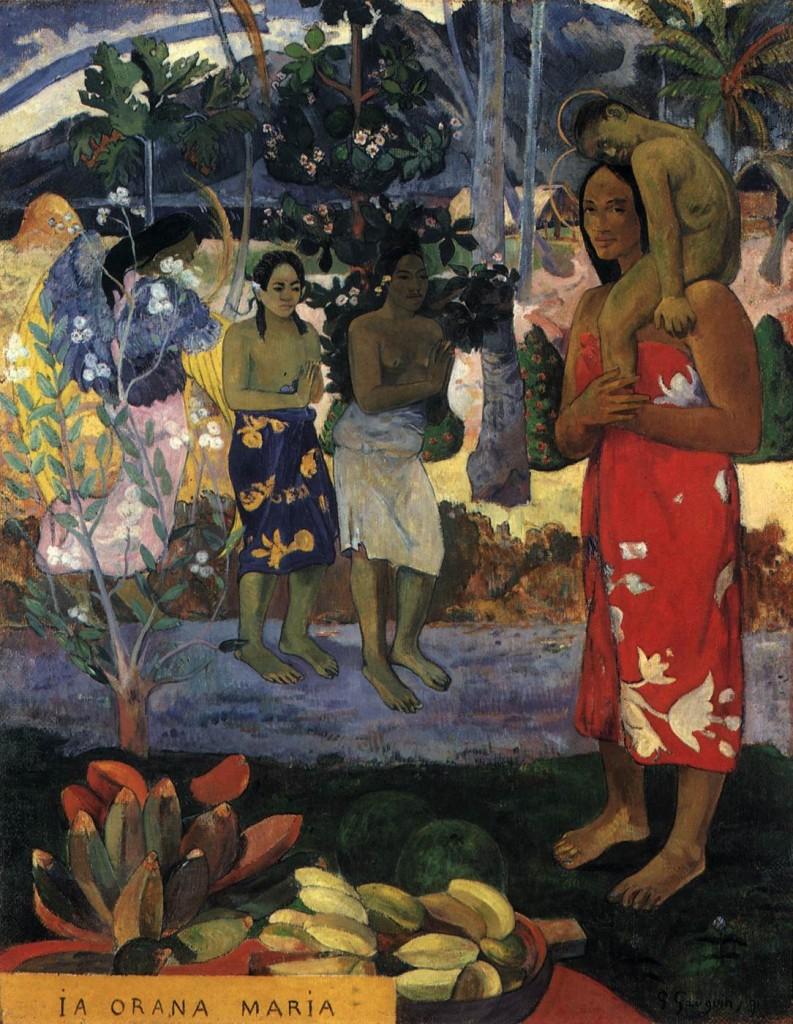 Paul Gauguin, biografia, stile, opere e citazioni