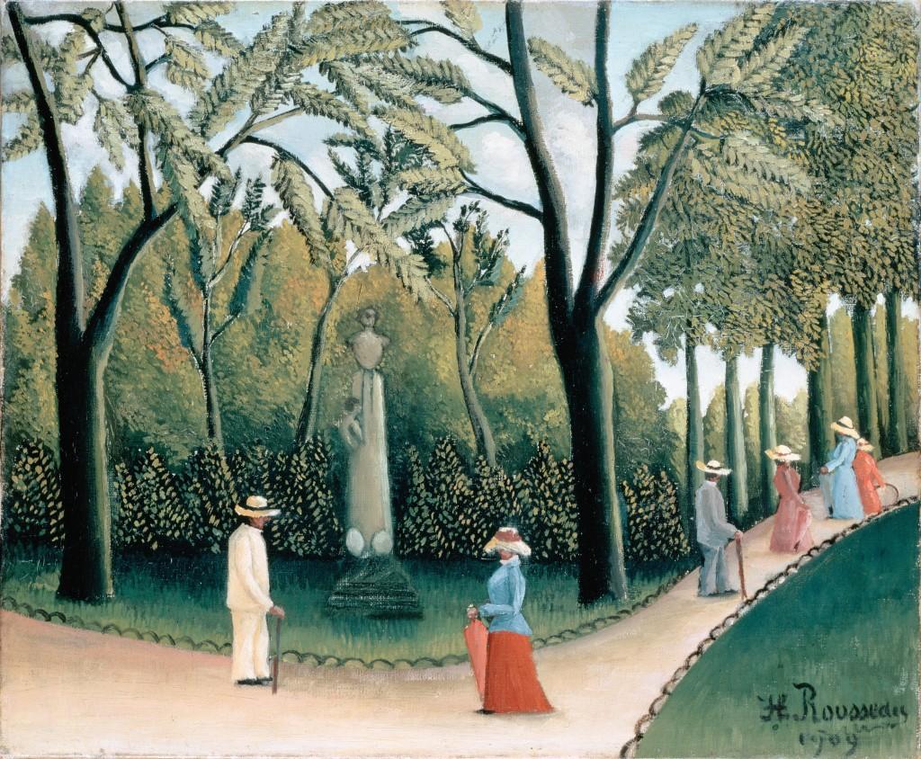 Henri Rousseau, biografia, opere e citazioni